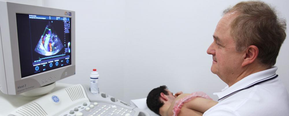 Echokardiographie (Herz-Ultraschall)